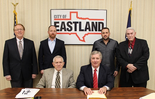 city of eastland city commisioners